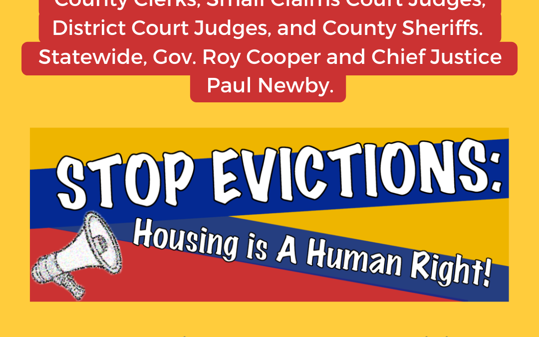 Who Can Stop Your Eviction? Powermap